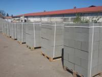Вібропресовані блоки від виробника
