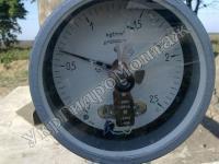 Манометр давления (ЭКМ)  для водонапорных башен,  цена,  описание