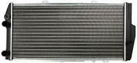 Ауди 100 .  1990 .  2. 3 ( турбо )  - Радиатор охлаждения .