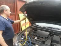 Заправка и ремонт автокондиционеров в Голосеевскои р-не