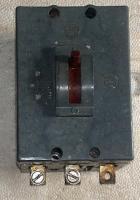 Автоматический выключатель АК 63-3Му