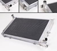 Форд Эскорт 1987 .  1. 3 - Радиатор охлаждения