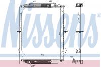 Ивеко Евротех 440Е43 . 2000 - Сердцевина радиатора охлаждения