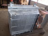 Эксковатор Атлас - Сердцевина радиатора охлаждения .