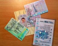 услуги замена водительского удостоверения киев украина