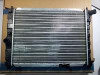 Део Ланос 2008.  1. 5 - Радиатор охлаждения