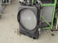 Рено магнум DXI 480 .  2005 - Радиатор охлаждения