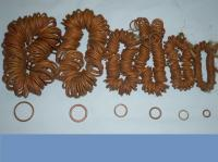 Медно-асбестовые кольца для дизельных двигателей ГОСТ МН4152-62