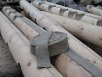 Межвенцовый утеплитель для сруба,  пакля для сруба Харьков Киев Львов