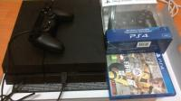 Sony PlayStation 4  1TB (PS4)  + 2 gamepad DualShock4 + Fifa 17