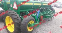 Мега сеялка Harvest 420 (28-мя сошника Bellota)