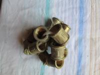 Муфты соединительные латунные 15мм