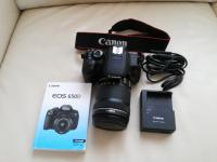 Canon EOS 650D + EF-S 18-135 mm 1: 3. 5-5. 6 IS STM