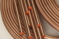 Медная труба мягкая и твердая разных диаметров