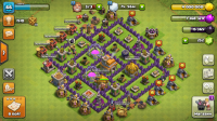 Clash of clans7 ратуша фул