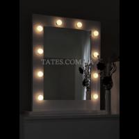Зеркало с лампочками Азурит