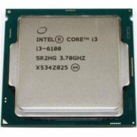 Процессор Intel Core i3-6100 (3. 7GHz, 3MB)  1151-LGA