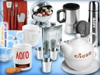 Чашки,   кружки с нанесением логотипа,   продажа оптом.   Фляжки,   оф