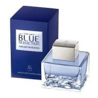 Antonio Banderas Blue Seduction For Men мужской 100ml. Оригинал магази