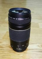 Canon Zoom LENS EF 75-300mm 1: 4. 0-5. 6 III