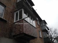 Ремонт балкона под ключ в городе Кривой Рог.  Цена.