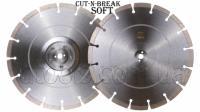 Набор алмазных дисков для Husqvarna Cut-n-Break по железобетону Soft
