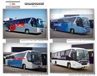 Пасажирські перевезення - Замовити автобус Львів