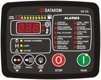 Контроллер дизельного компрессора DATAKOM DK-30