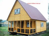Дачные домики сборные, на заказ