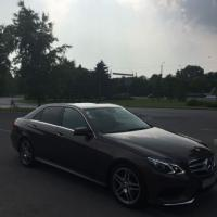 Mercedes-benz E200 Kompressor Turbo AMG
