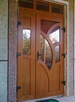 Двери входные и металопластиковые