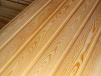 Вагонка деревянная:  сосна,  ольха,  липа