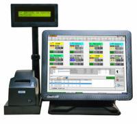 Электронный контрольно-кассовый аппарат для АЗС  T&T POS. 27