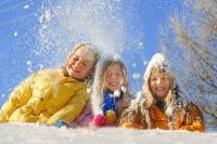"""Детский лагерь на зимние каникулы в Карпатах """"Арт квест"""""""