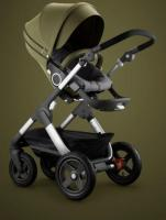 Коляска Stokke Trailz,  Limited Edition - Nordic