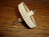Шестерня привода шнека для мясорубки Delfa; Saturn