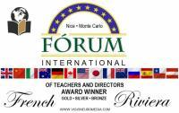 Международный форум учителей,  директоров Ницца Французская Республика