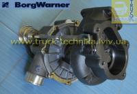 Турбина турбокомпрессор ман