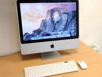Apple,  iMac 20,  A1224,  1gb,  250 HDD,  Core2Duo 2009.