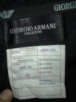 продам классические мужские брюки ARMANI 50 р оригинал.