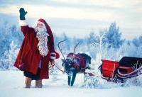 Новый Год в Лапландии -сказочный мир Санта Клауса