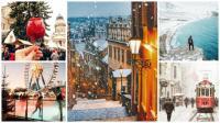 Празднуем Новый Год 2018 в Европе
