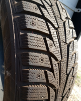 Зимові шини Hankook Winter RS 95T 215/50 R17
