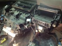 Корпус печки салона с кондиционером Renault Laguna 2, Рено Лагуна