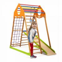 Детский спорткомплекс для дома КиндВуд