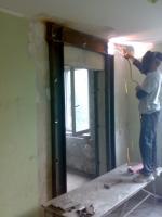 Усиление проемов, несущих стен, перекрытий в Харькове.