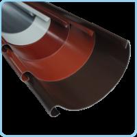 Водостічні системи ринва,  труба