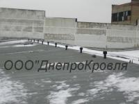 Ремонт мягкой кровли в осенне – зимний период в Днепропетровске