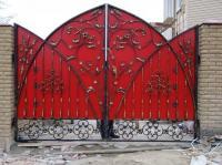 Ворота с профлиста, Кривой Рог, 10 200 грн