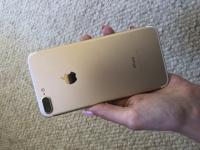 Продам IPhone 7 Plus,  Gold, Нововолынск, 600 дол